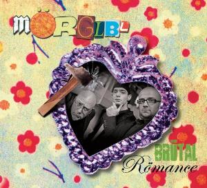 M�rglbl - Brutal Romance CD (album) cover