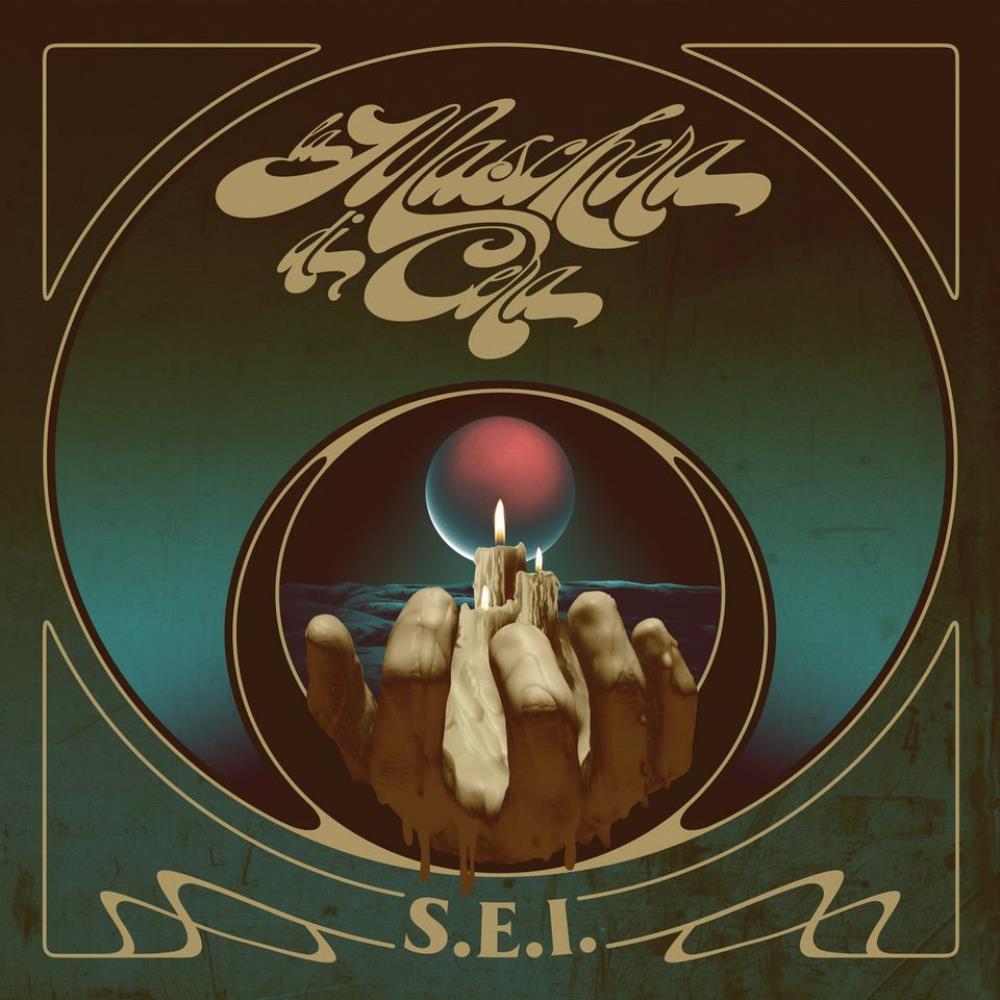 S.E.I. by MASCHERA DI CERA, LA album cover