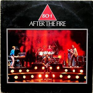 After The Fire 1980 F