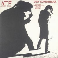 Der Kommissar by AFTER THE FIRE album cover