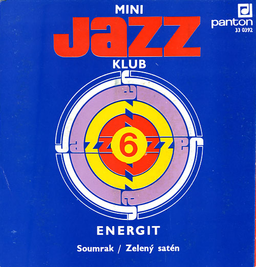 Mini Jazz Klub  6 by ENERGIT album cover