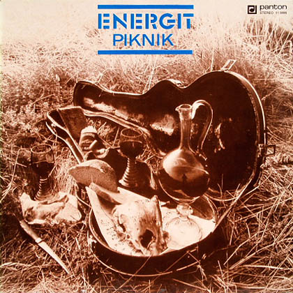Energit - Piknik CD (album) cover