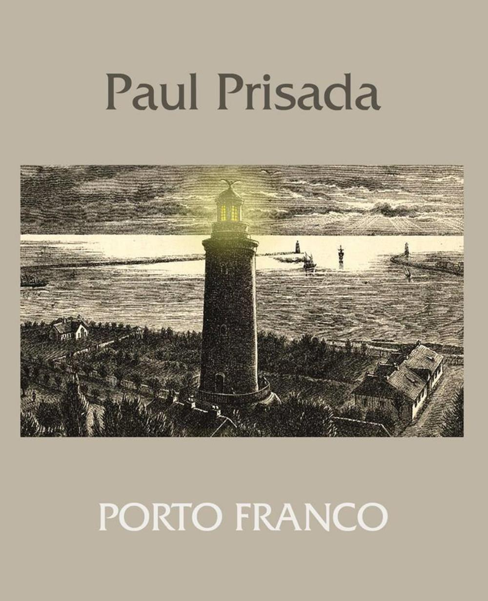 Accent Paul Prisada - Porto Franco album cover