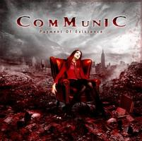 Communic - Payment of Existence CD (album) cover