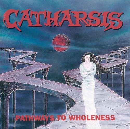 Catharsis - Pathways To Wholeness  CD (album) cover