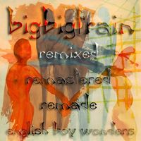 Big Big Train English Boy Wonders (2008) album cover