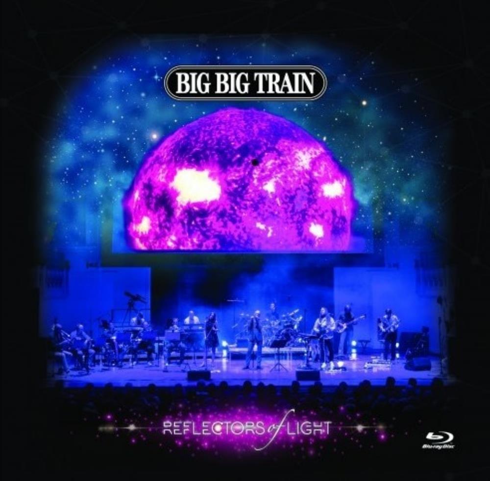 Reflectors of Light by BIG BIG TRAIN album cover
