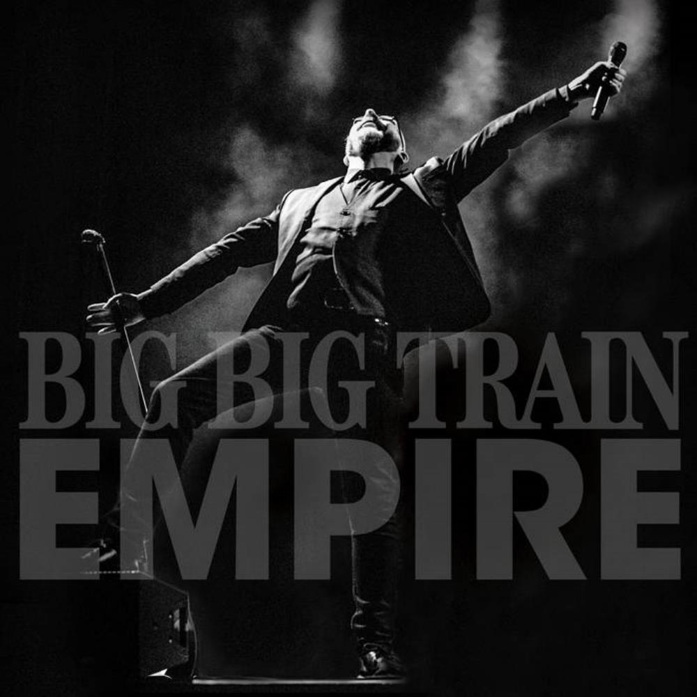 Empire by BIG BIG TRAIN album cover