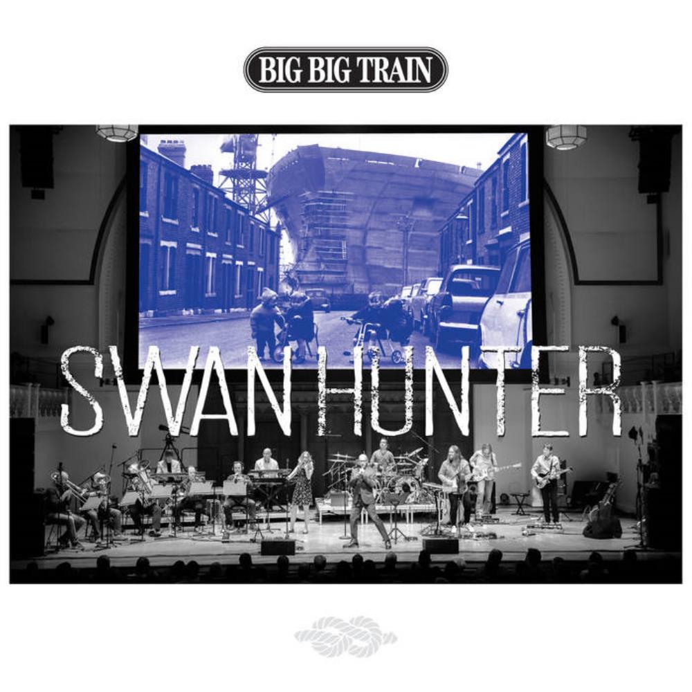 Swan Hunter by BIG BIG TRAIN album cover