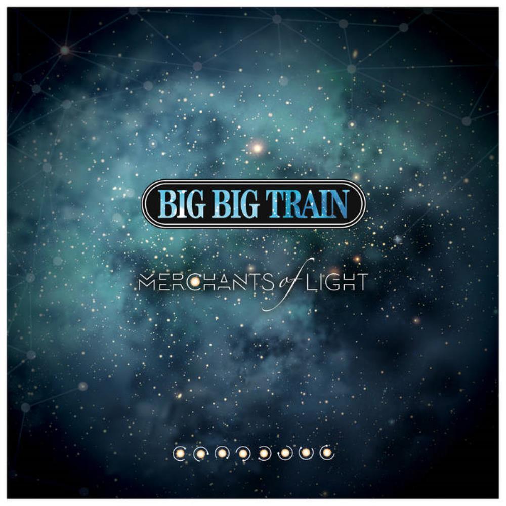 Merchants of Light by BIG BIG TRAIN album cover