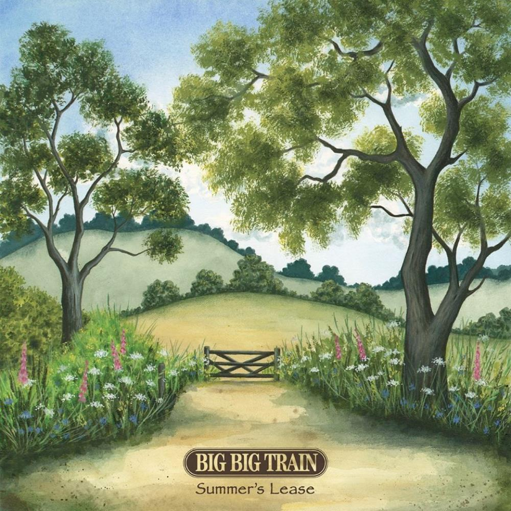 Summer's Lease by BIG BIG TRAIN album cover