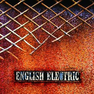 English Electric (Part Two) by BIG BIG TRAIN album cover