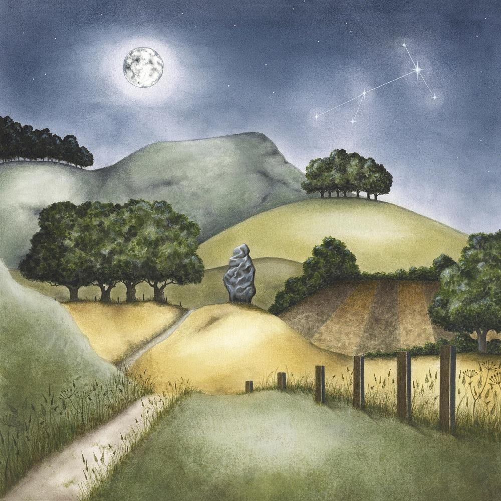 Big Big Train - The Second Brightest Star CD (album) cover