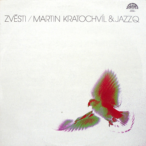 Jazz Q - Zvesti CD (album) cover