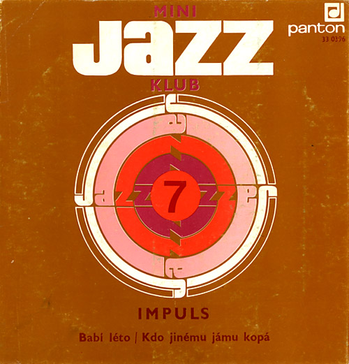 Impuls - Mini jazz klub no.7 CD (album) cover