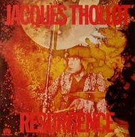 Jacques Thollot Résurgence album cover