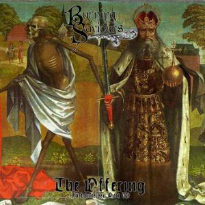 Burning Saviours - The Offering (Forbannelsen Part II) CD (album) cover