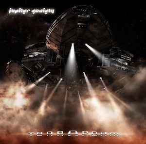 Jupiter Society - Terraform CD (album) cover