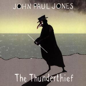 The Thunderthief by JONES, JOHN PAUL album cover