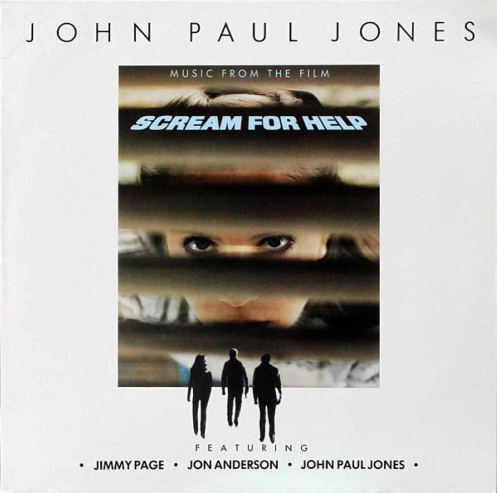 Scream For Help (OST) by JONES, JOHN PAUL album cover