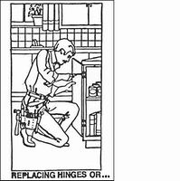 Replacing Hinges Or... by DUREFORSOG album cover