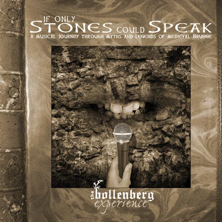 The Bollenberg Experience - If Only Stones Could Speak CD (album) cover