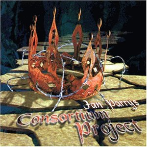 Consortium Project - Ian Parry's Consortium Project   CD (album) cover