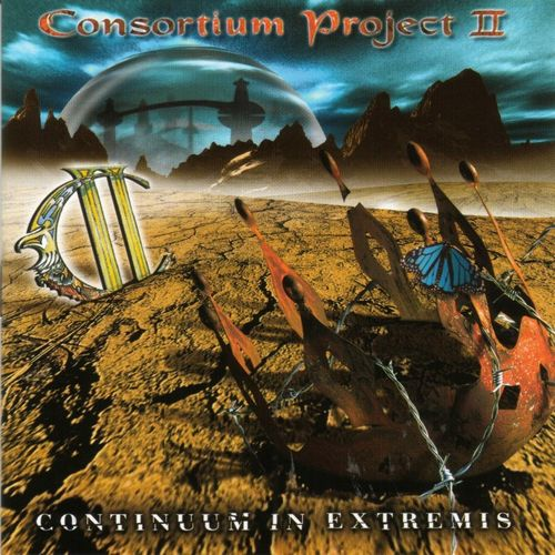 Consortium Project II: Continuum In Extremis   by CONSORTIUM PROJECT album cover