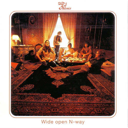 Day Of Phoenix - Wide Open N-Way CD (album) cover