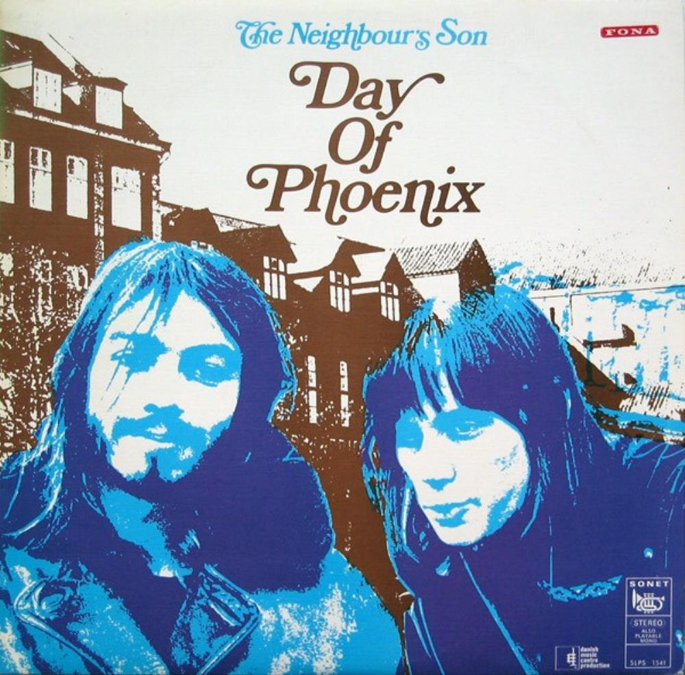 Day Of Phoenix The Neighbour's Son album cover