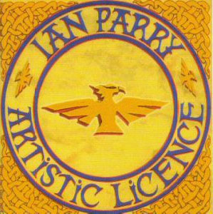 Ian Parry Artistic License album cover