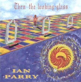 Ian Parry Thru' the Looking Glass album cover