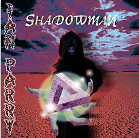 Ian Parry Shadowman album cover
