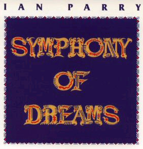 Ian Parry Symphony of Dreams album cover