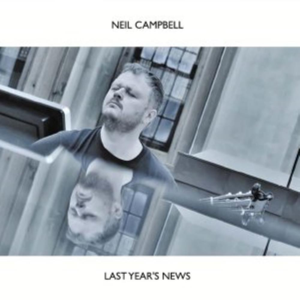 Last Year's News by Campbell Collective, Neil album rcover
