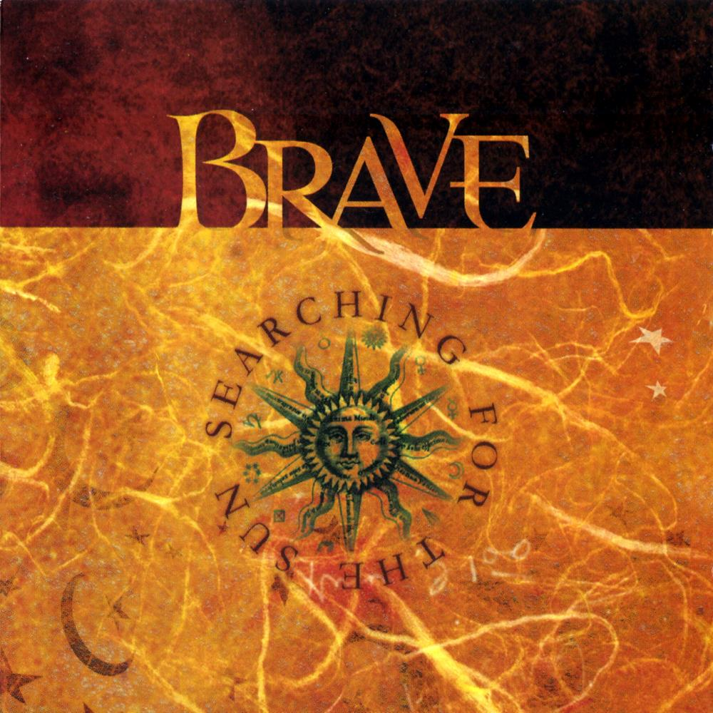 Brave - Searching For The Sun CD (album) cover