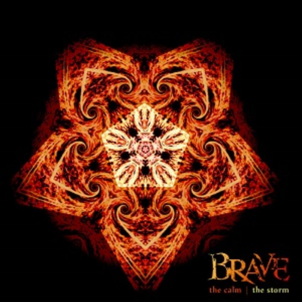Brave - The Calm | The Storm CD (album) cover