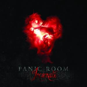 Incarnate by PANIC ROOM album cover