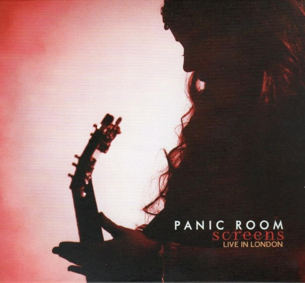 Screens - Live in London by PANIC ROOM album cover