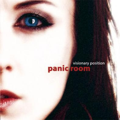 Panic Room - Visionary Position CD (album) cover