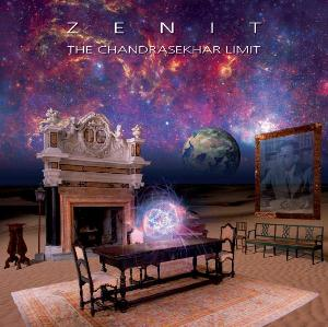 Zenit - The Chandrasekhar Limit CD (album) cover