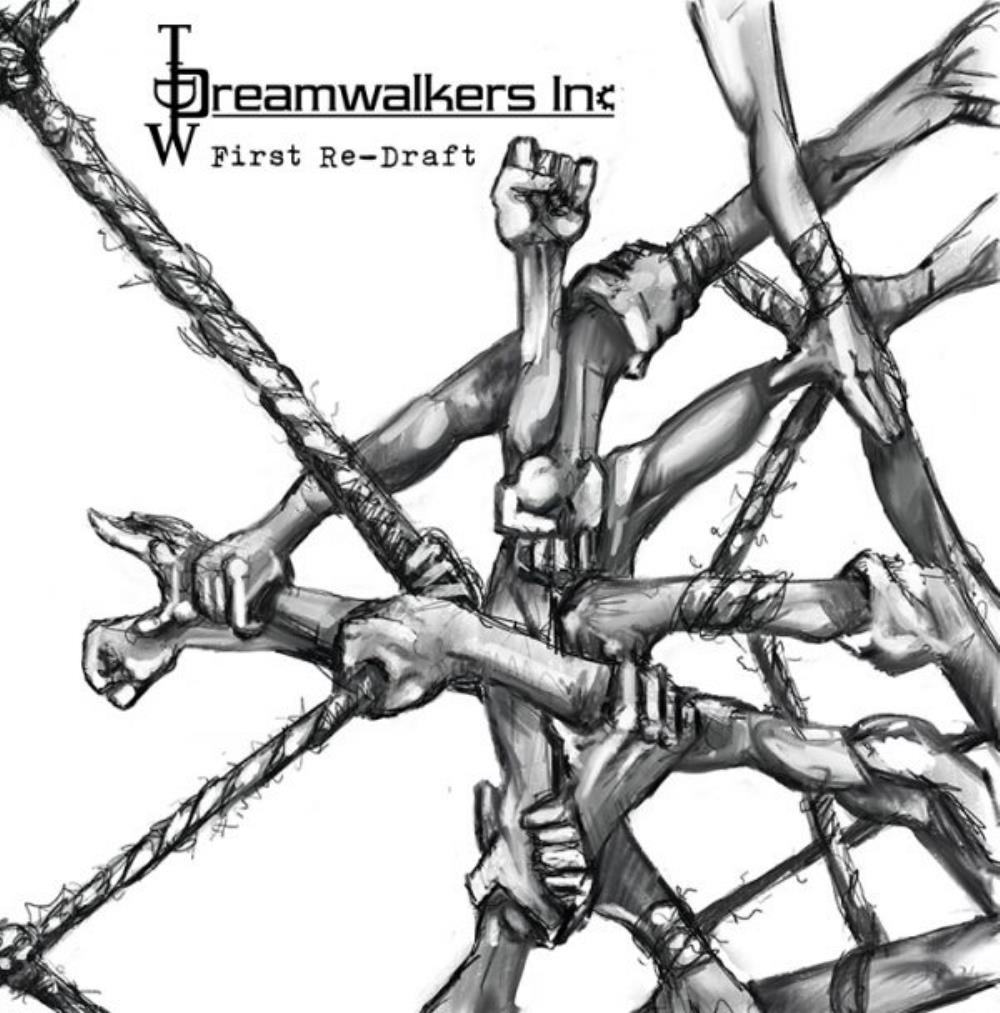 TDW Dreamwalkers Inc: First Re-Draft by TDW album cover