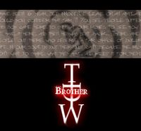 Brother by TDW album cover