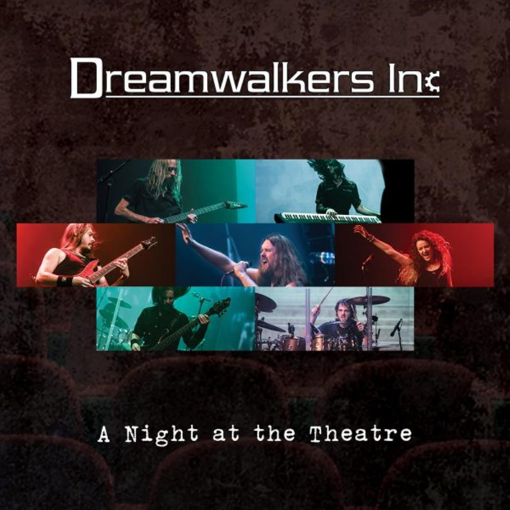 A Night At The Theatre (by Dreamwalkers Inc.) by TDW / DREAMWALKERS INC. album cover
