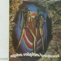 Alpha Rapha Boulevard by NUMI, I album cover