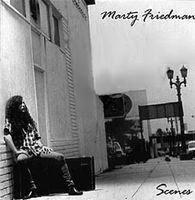 Marty Friedman - Scenes CD (album) cover