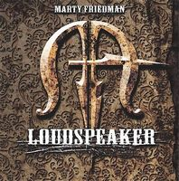 Marty Friedman Loudspeaker album cover