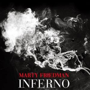 Inferno by FRIEDMAN, MARTY album cover