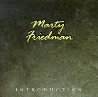 Introduction by FRIEDMAN, MARTY album cover