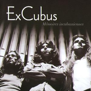 ExCubus - M�moires incubussiennes CD (album) cover